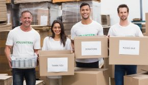 5 Ways to Give Back During Hunger Action Month