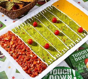 football, football themed party, party football season. sports, party idea