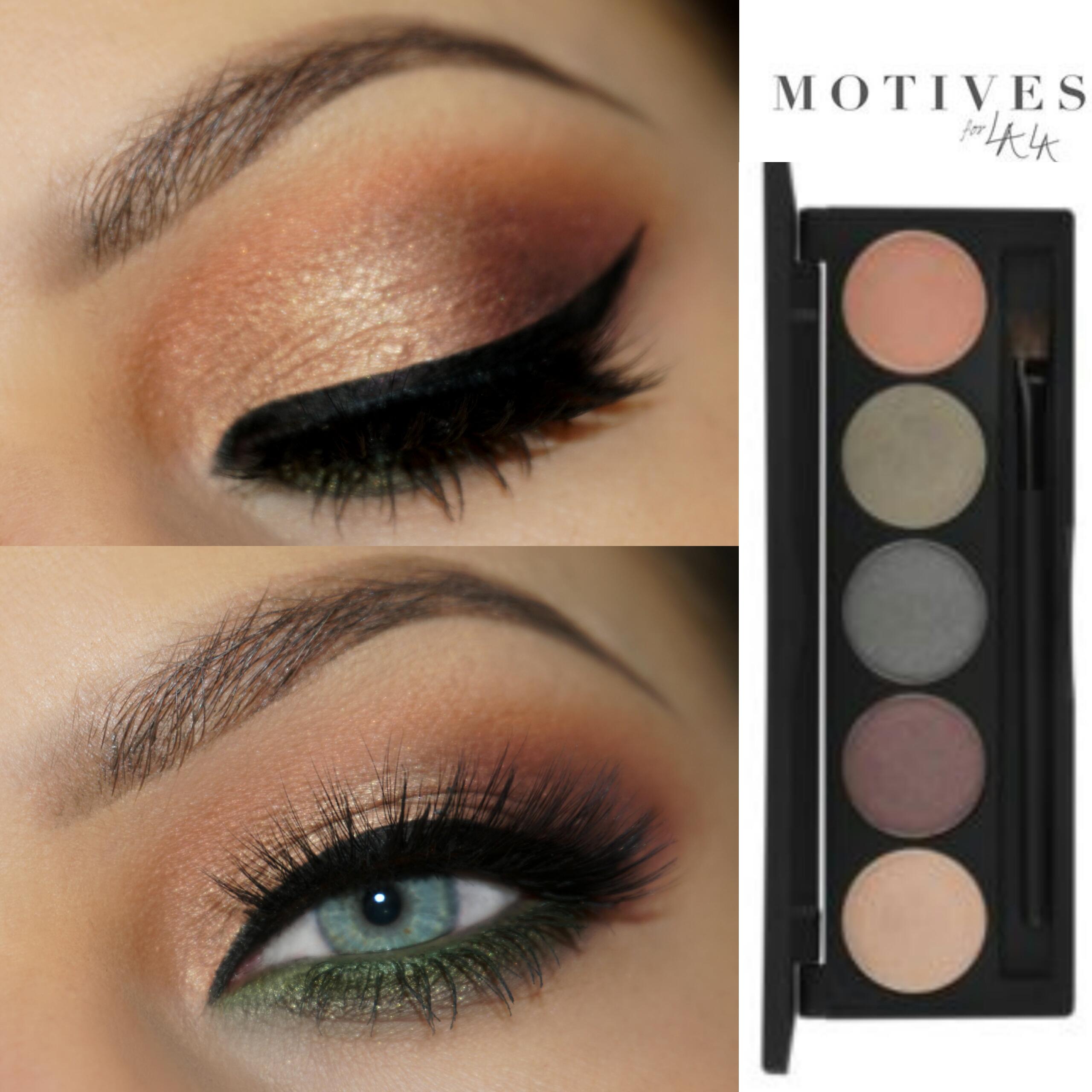Get The Look With Motives 174 Quot La La S Court Quot Makeup