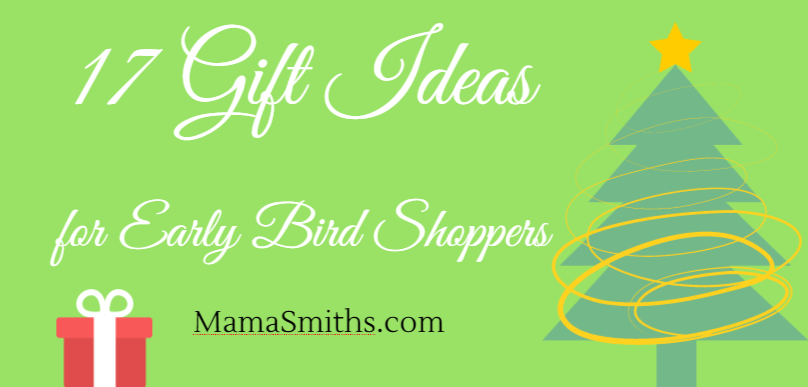 Mama Smith's Holiday Gift Guide Features Market America Exclusive Products