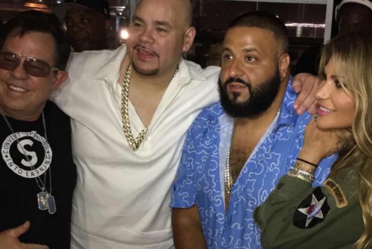 DJ Khaled Loren Ridinger Haute Living Social Media Stars in Miami