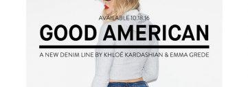 good american, khloe kardashian, fashion, denim, kardashians, denim line, celebrity style, kardashian, khloe