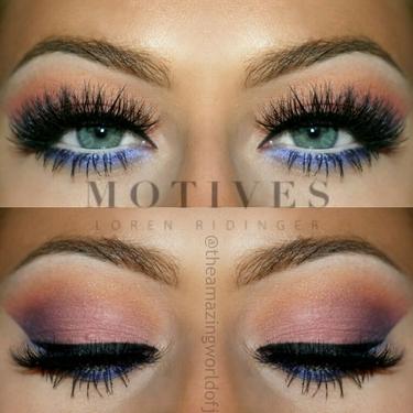 5 ways to wear purple eyeshadow this fall  my fashion