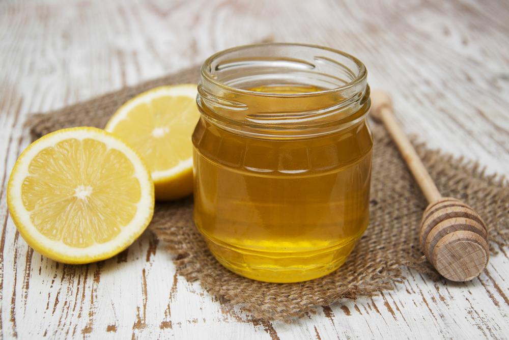 honey lemon foot soak recipe