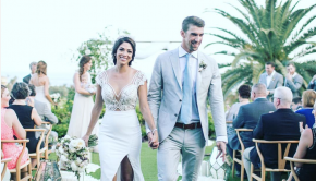 Celebrity Weddings: Michael Phelps Married in Mexico