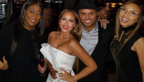 Adrienne Bailon Wedding Day