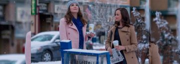 lorelai, rory, fashion style, tv, television, netflix, gilmore girls, a year in the life