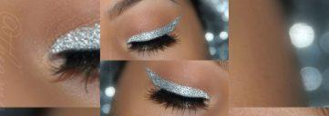 unicorn makeup, irridecent, glitter, moonchild, motives, motives cosmetics, get the look, makeup trend, online makeup trend
