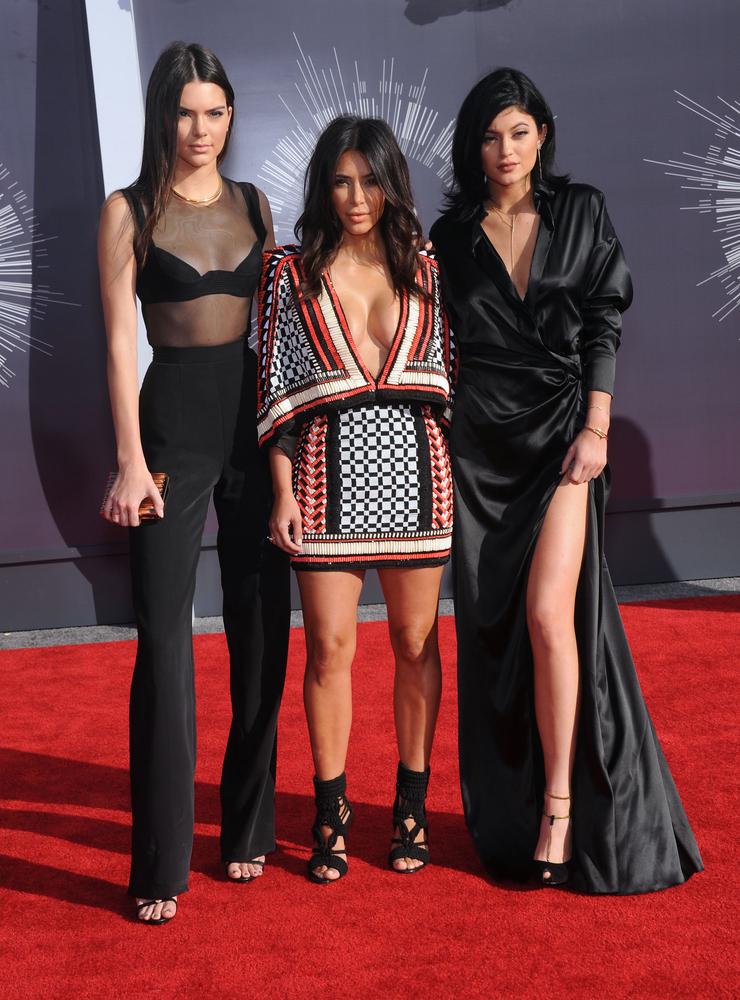 Kendall Jenner MTV VMAs
