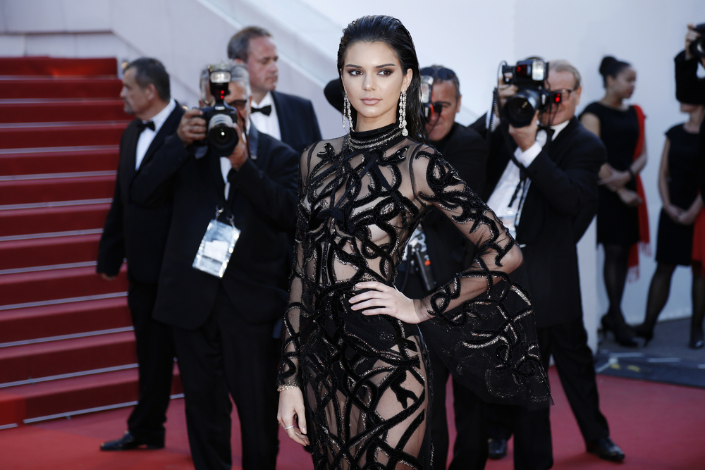 Kendall Jenner 2016 Cannes