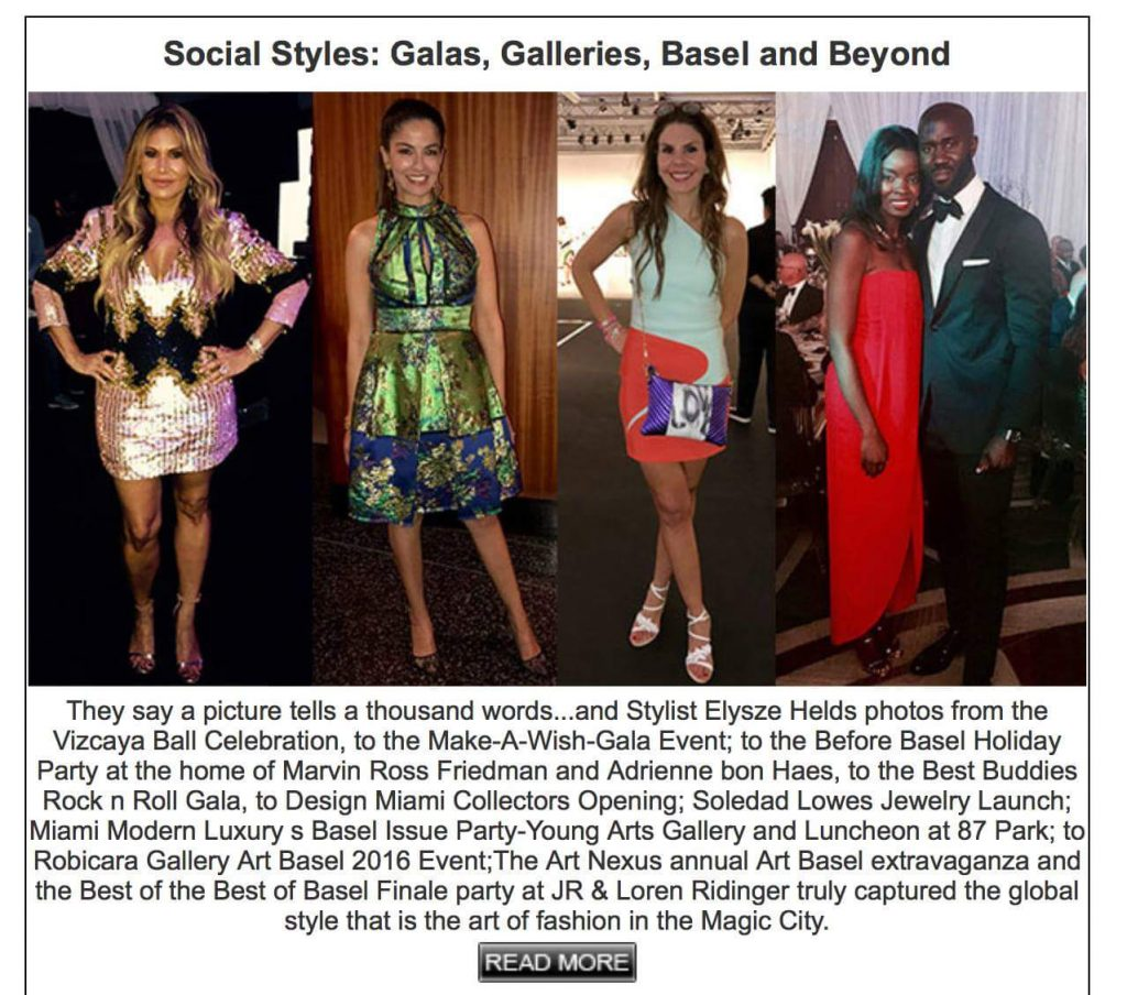 In the News: SHOP.COM's Art Basel Event