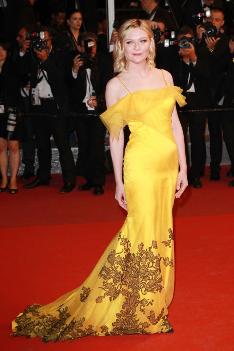 Celebrities That Owned The Red Carpet In Yellow Loren S