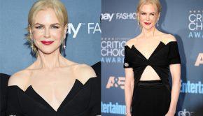 Get the Look: Nicole Kidman at the 2016 Critic's Choice Awards