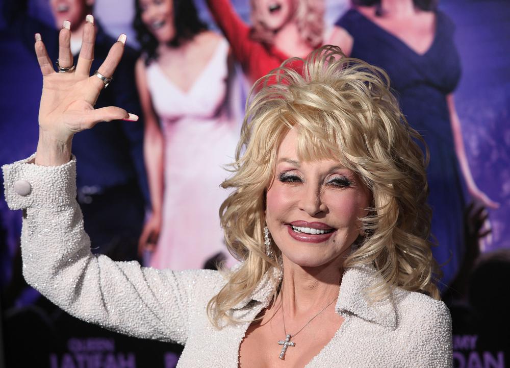 Dolly Parton Donates to Gatlinburg Families