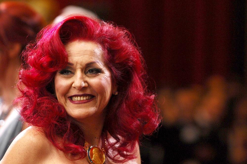 Patricia Field Talks Career Success at 92