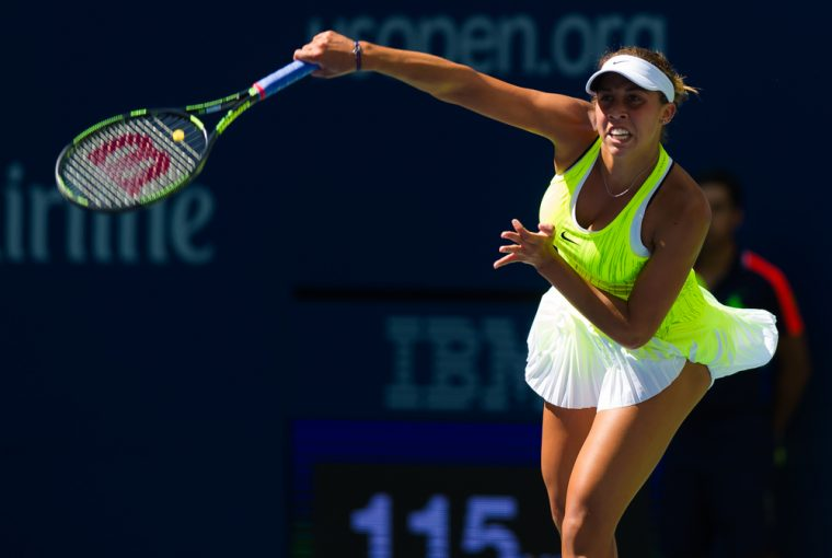 Tennis Star Madison Keys Inspires Young Women