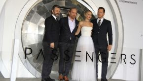 Passengers: List of Christmas 2016 New Movie Releases