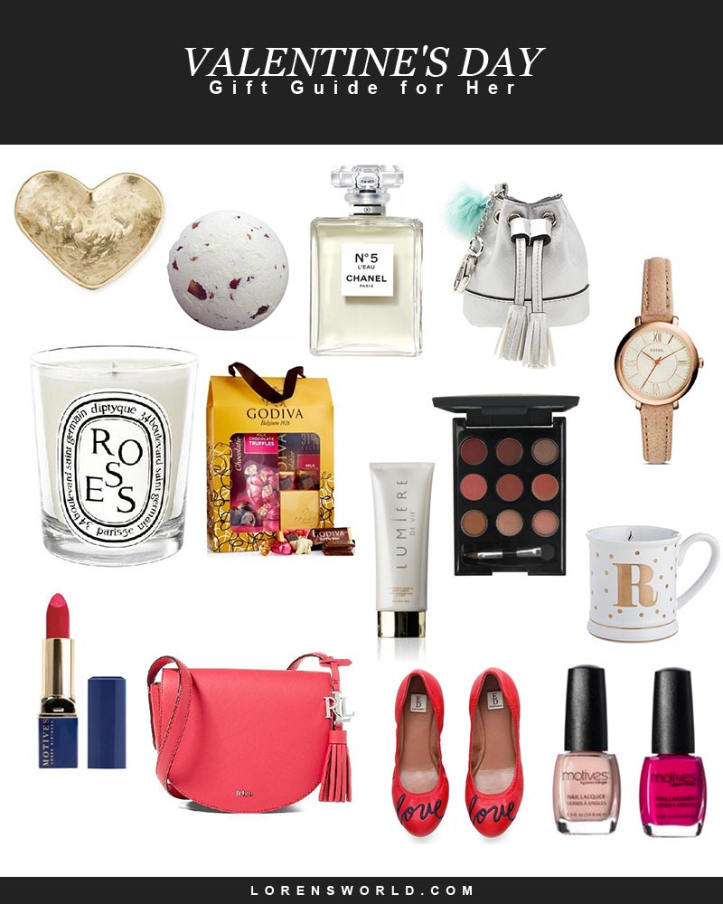 A Valentine's Day Gift Guide for Her