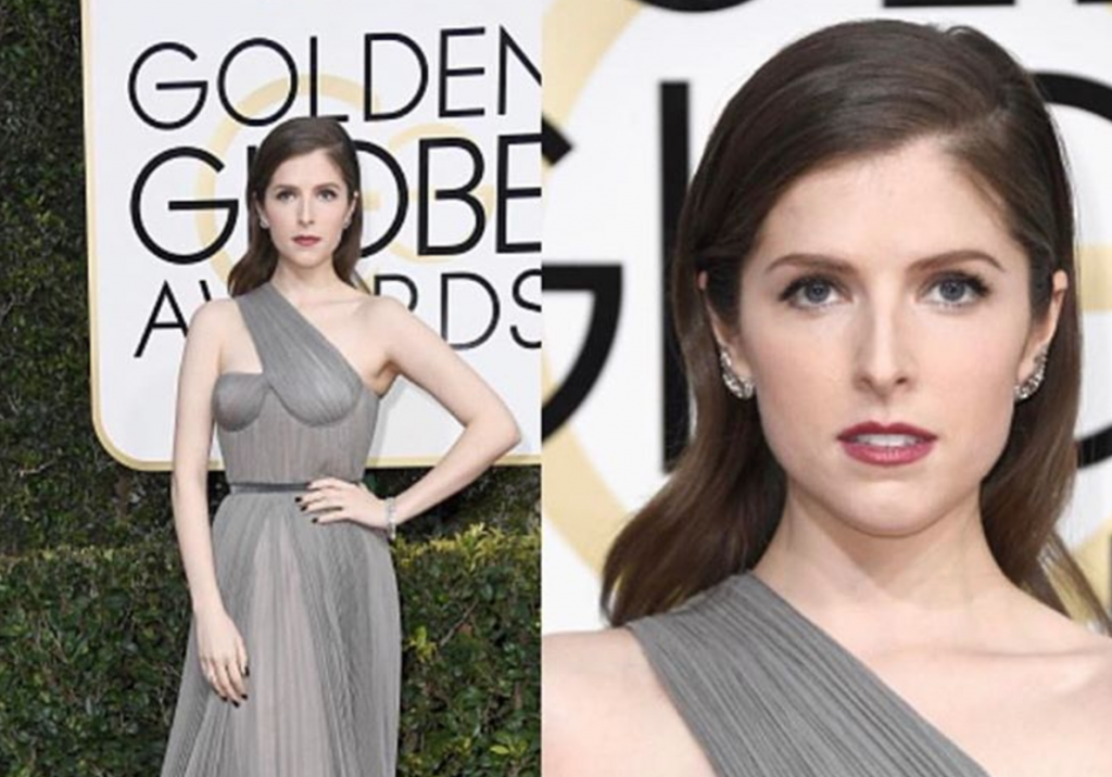 Get the Look: Anna Kendrick at the Golden Globes