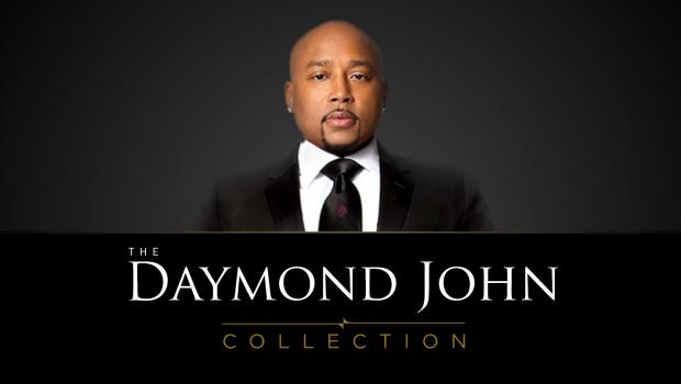 Shop the Daymond John Collection on SHOP.COM