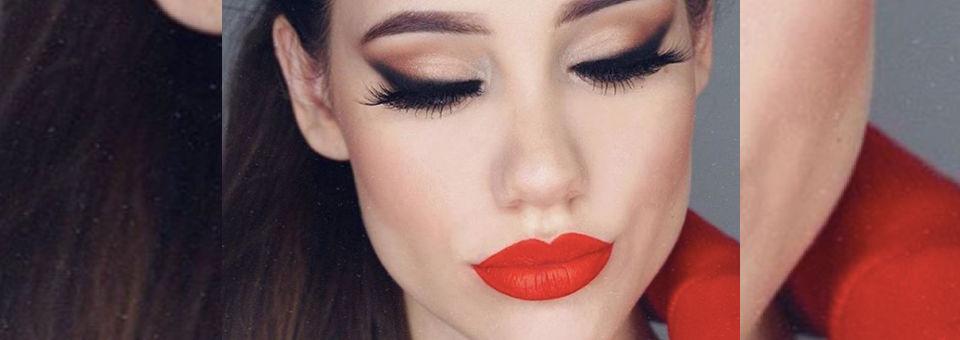 red lipstick, beauty inspiration, lipstick, lip shades, lips