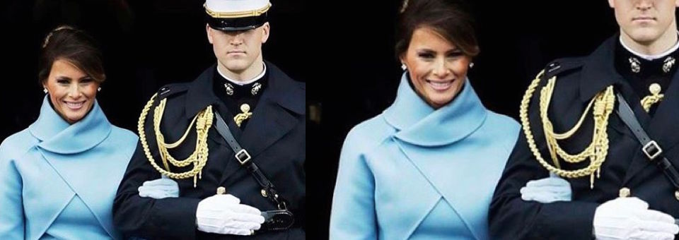 inauguration, melania trump, michelle obama, ralph lauren, style, inauguration style, inauguration 2017