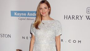 Drew Barrymore Puts Family First