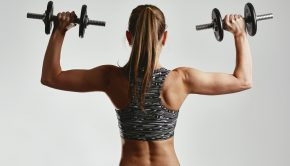 The Best Arm Exercises for Women via Fit & Me