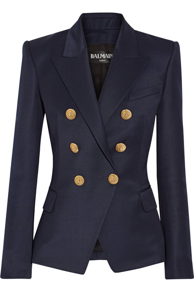 blazer, balmain, splurge, steal, splurge vs steal, mawc, mawc 2017, blazer, jacket