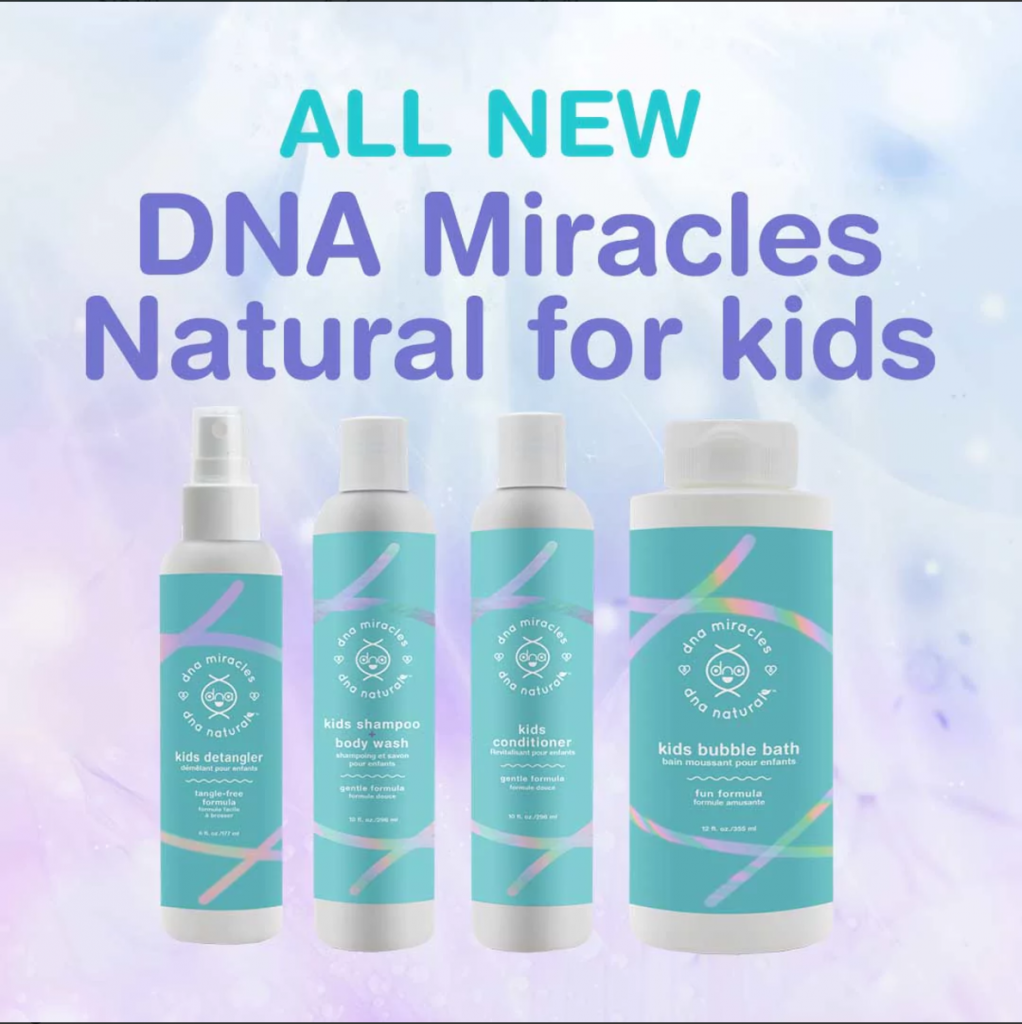 DNA Miracles Natural Kids