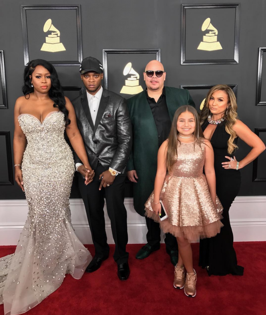 Fat Joe Grammy Awards 2017