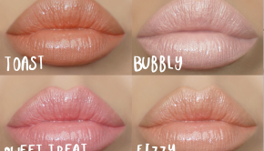 Swatched: New Motives Liquid Pout Plumpers