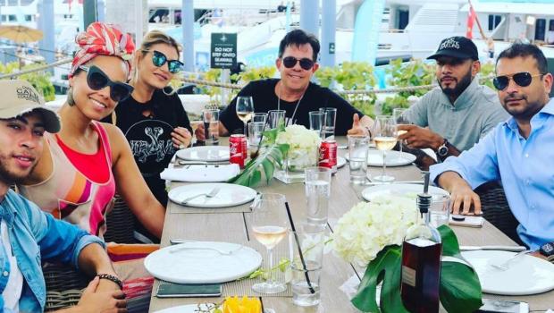 Miami Beach Weekend With Alicia Keys and Swizz Beatz