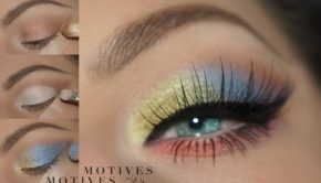 Get the Look with Motives: Spring Fling Makeup Tutorial
