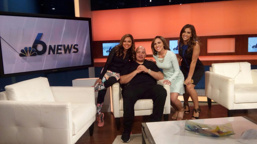 Fat Joe NBC 6 Interview