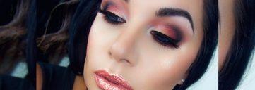miss carrie makeup, valentine's day makeup, glitter lips, motives, motives cosmetics, motives, miss carrie makeup, makeup artist, beauty, beauty tips