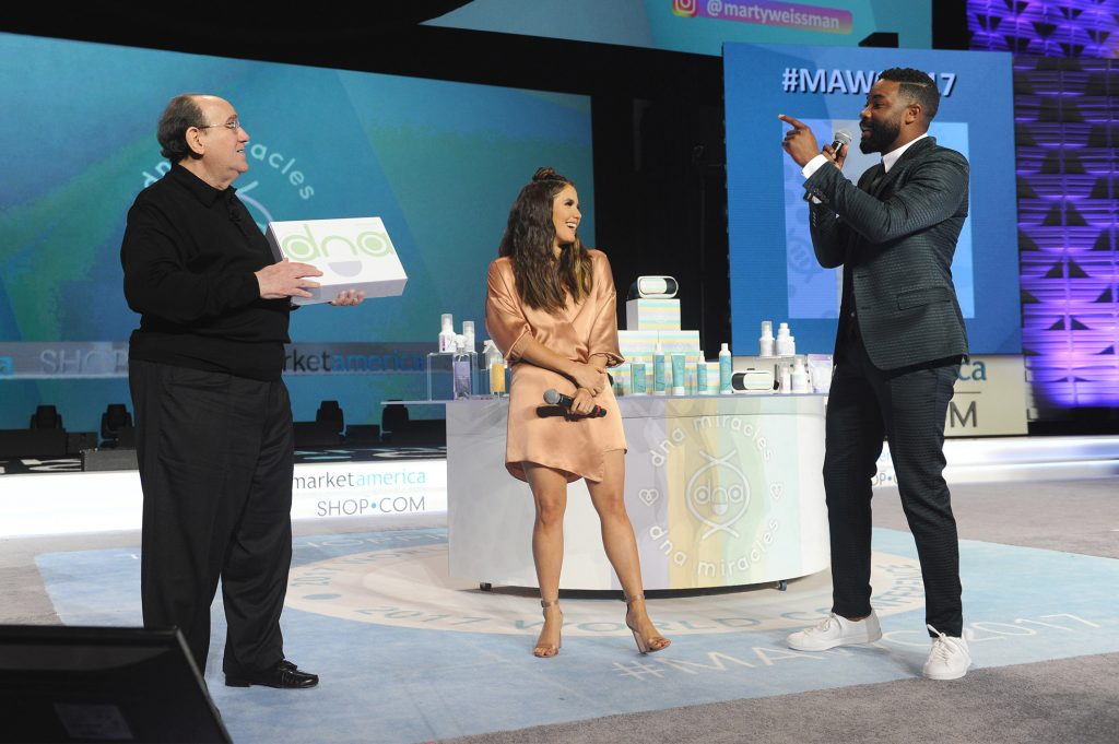 MAWC 2017 DNA Miracles New Releases