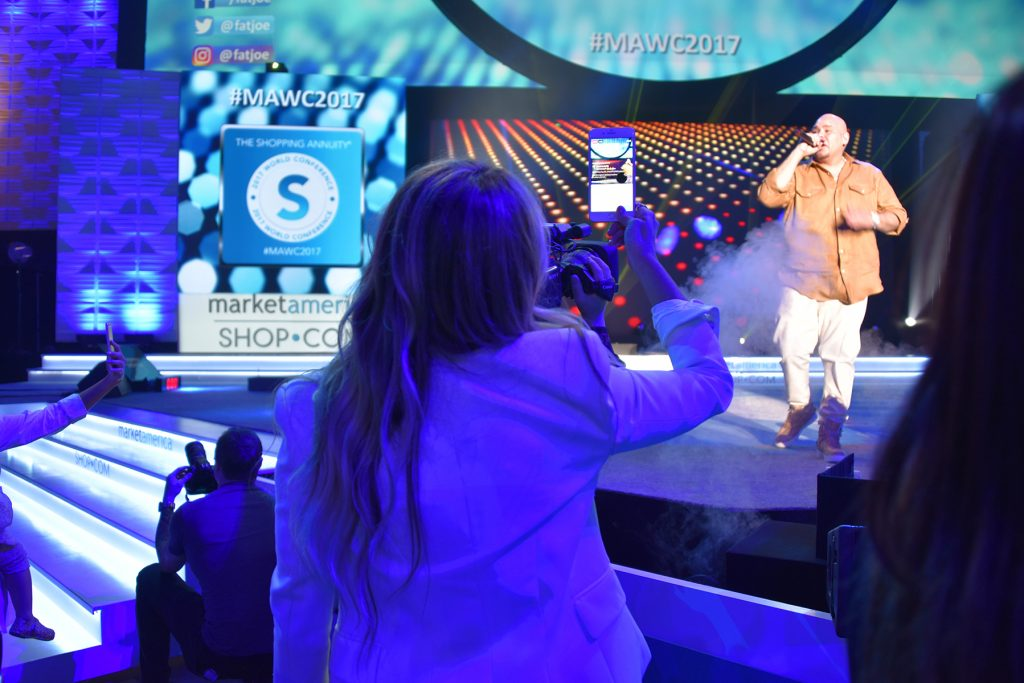 fat joe performs
