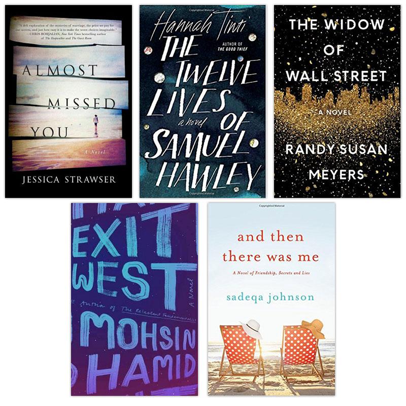 Spring 2017 Books