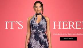 Eva Longoria Spring 2017 Collection
