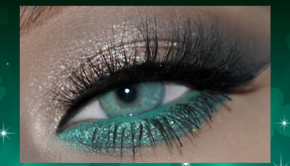 Get the Look with Motives: 'Lucky' Green Makeup Tutorial