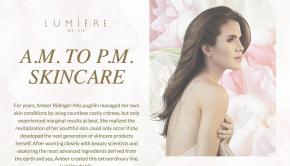 Lumiere de Vie A.M. to P.M. Skincare