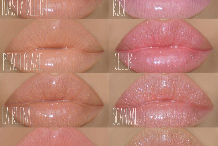 Spring Lip Shines: 8 Perfect Shades from Motives