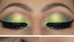 Get the Look: Spring Green Makeup Tutorial