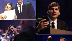 Ashton Kutcher Receives Character Award