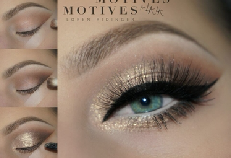 'Allure' Makeup Tutorial with Motives Cosmetics