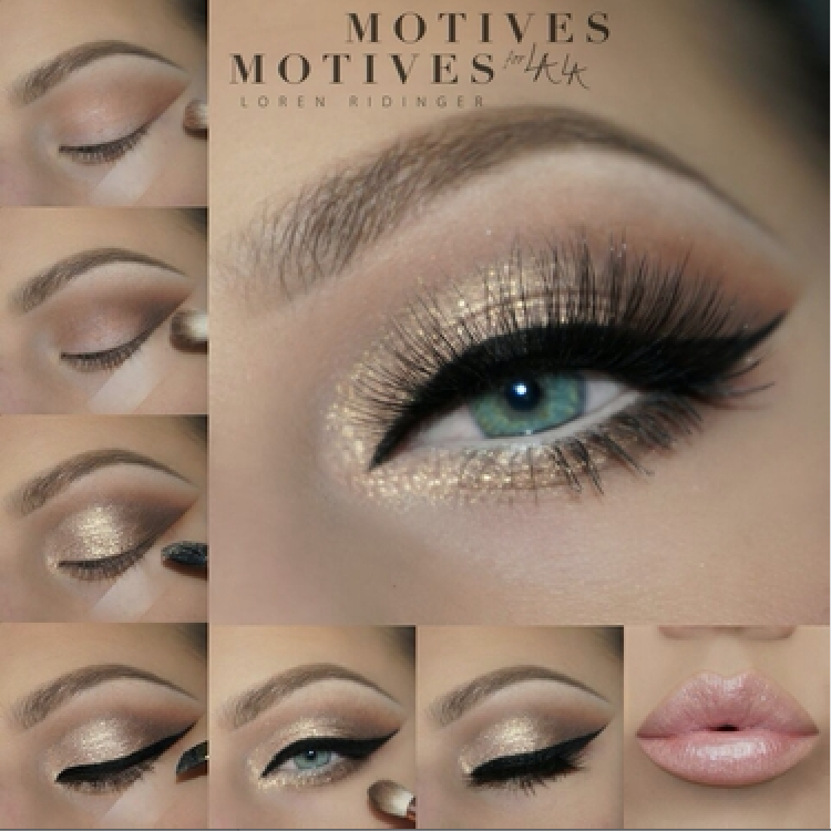 Get the Look with Motives: 'Allure' Makeup Tutorial