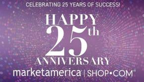 Happy 25th Anniversary Market America!