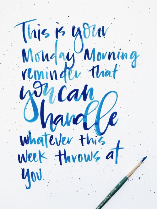 Genial Monday Motivation: 10 Confident Quotes To Get You Going
