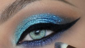 "Motives ""Into the Blue"" Makeup Tutorial"